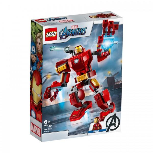 LEGO® Marvel Super Heroes™ 76140 Iron Man Mech