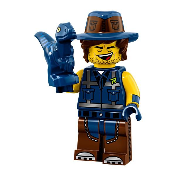 LEGO® Movie 2 Minifigur 71023-14: Westenfreund-Rex