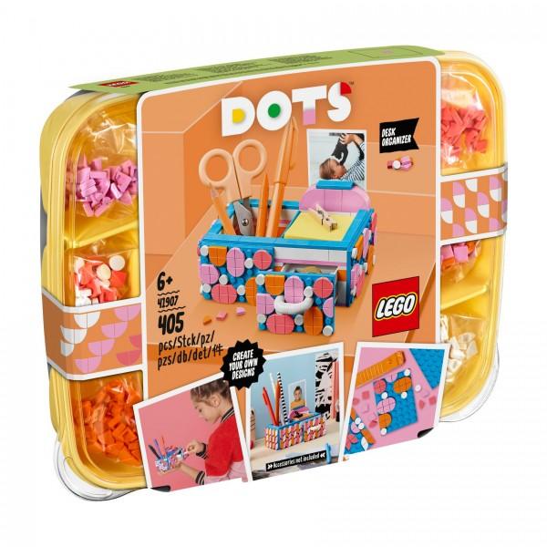 LEGO® DOTS™ 41907 Stiftehalter mit Schublade