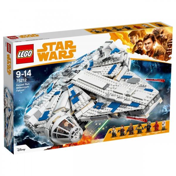 LEGO® Starwars 75212 Kessel Run Millennium Falcon