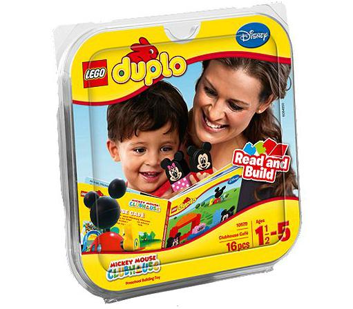 LEGO® DUPLO 10579 Minnie eröffnet ein Cafe