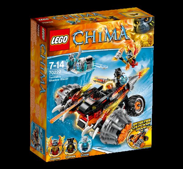 LEGO® Chima 70222 Tormaks Schattenwerfer