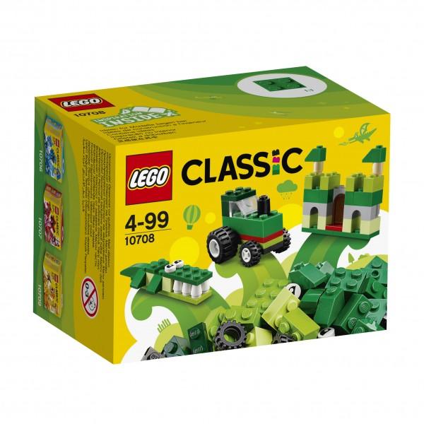 LEGO® Classic 10708 Kreativ-Box Grün