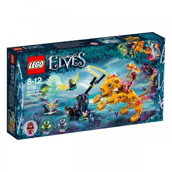 LEGO® Elves 41192 Azari und die Falle für den Feuerlöwen