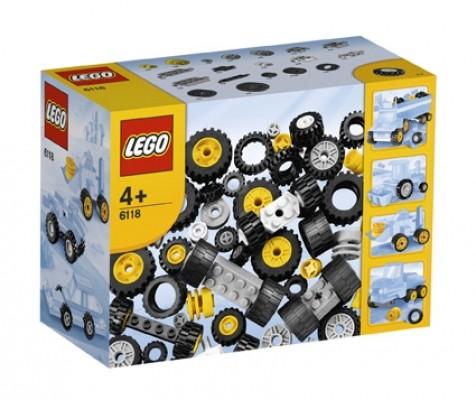 LEGO® 6118 Räder