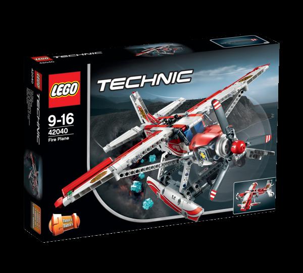 LEGO® Technic 42040 Löschflugzeug