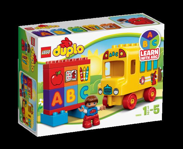 LEGO® DUPLO® 10603 Mein erster Bus