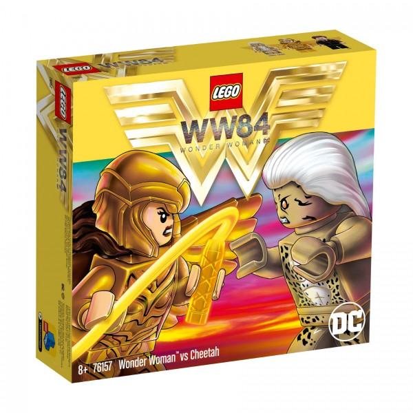 LEGO® DC Super Heroes 76157 Wonder Woman™ vs Cheetah™