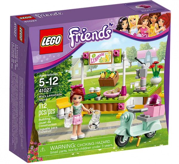 LEGO® Friends 41027 Mias Limonadenstand