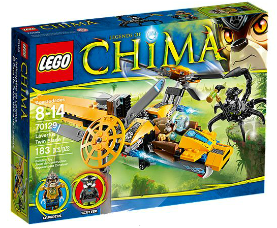 LEGO® Chima 70129 Lavertus Löwen-Jet