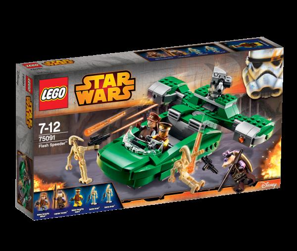 LEGO® Starwars 75091 Flash Speeder
