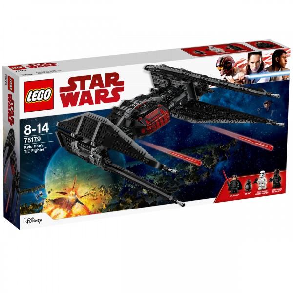 LEGO® Starwars 75179 Kylo Ren's TIE Fighter