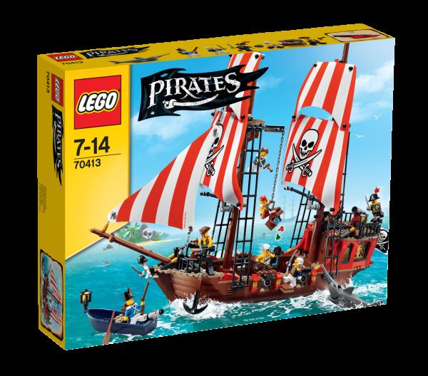 LEGO® Pirates 70413 Großes Piratenschiff