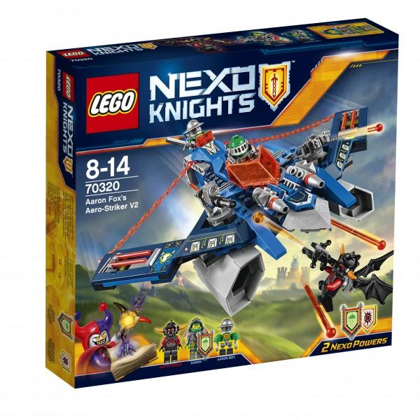 LEGO® Nexo Knights 70320 Aarons Aero-Flieger V2