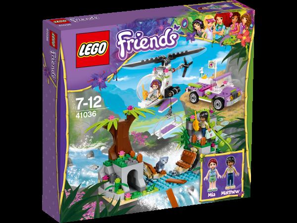 LEGO® Friends 41036 Rettung auf der Dschungelbrücke