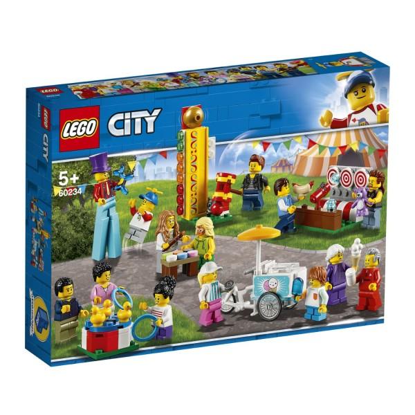 LEGO® CITY 60234 Stadtbewohner – Jahrmarkt