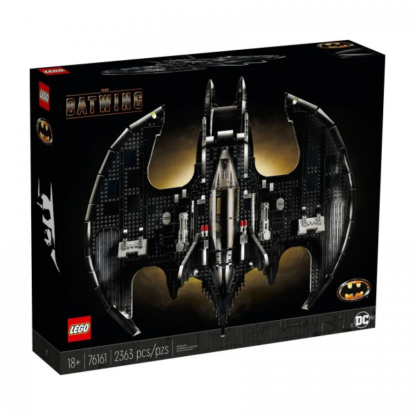 LEGO® DC Super Heroes 76161 1989 Batwing