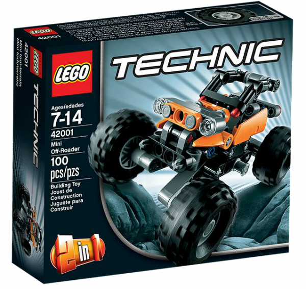 LEGO® Technic 42001 Mini-Geländewagen