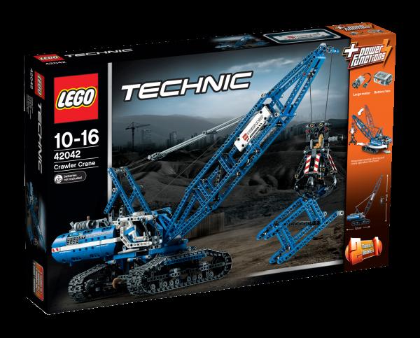 LEGO® Technic 42042 Seilbagger