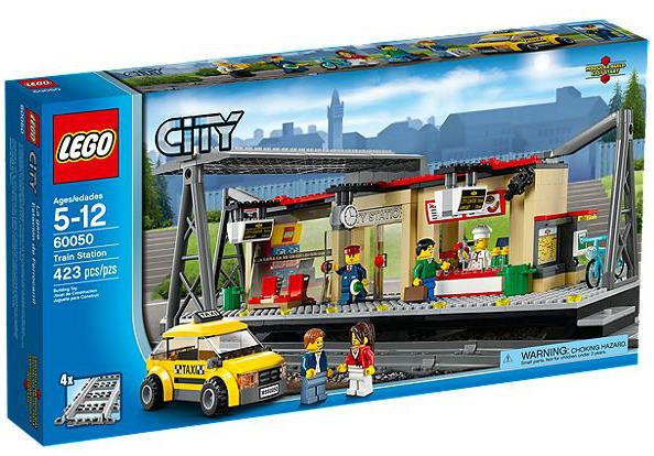 LEGO® CITY 60050 Bahnhof