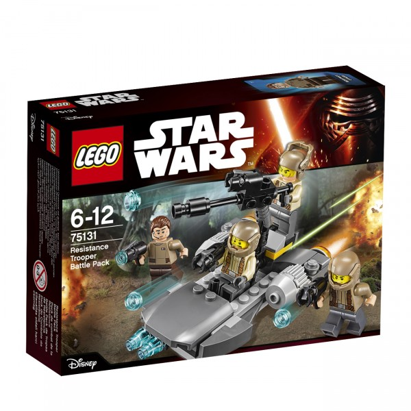LEGO® Starwars 75131 Resistance Trooper Battle Pack