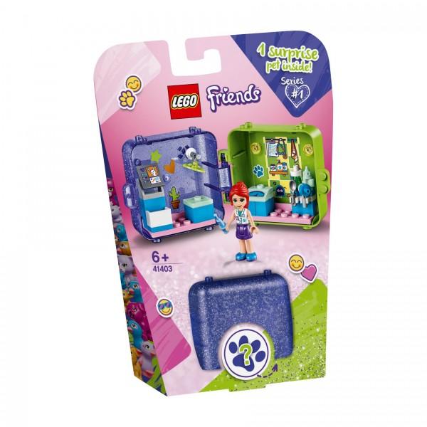 LEGO® Friends 41403 Mias magischer Würfel – Tierärztin