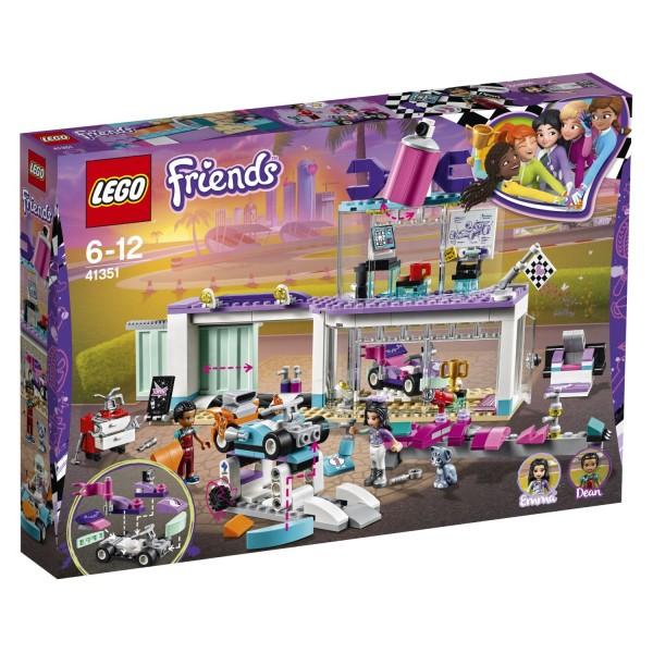 LEGO® Friends 41351 Tuning Werkstatt
