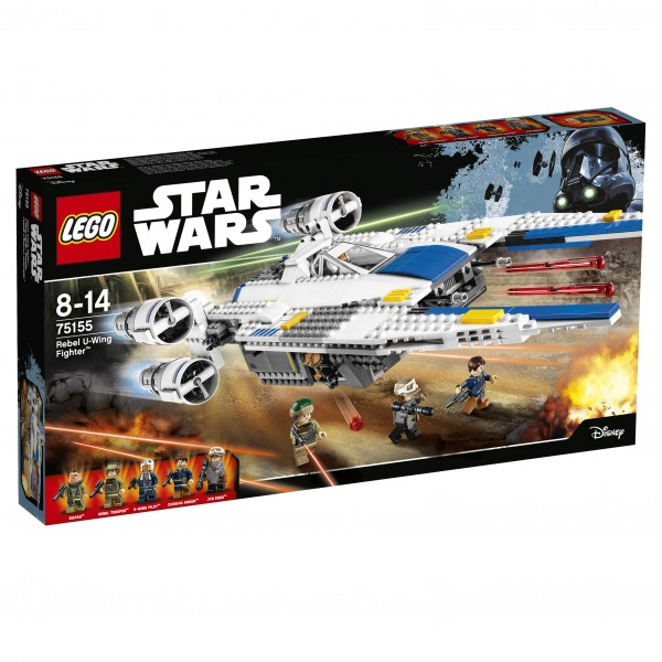 LEGO® Starwars 75155 Rebel U-Wing Fighter