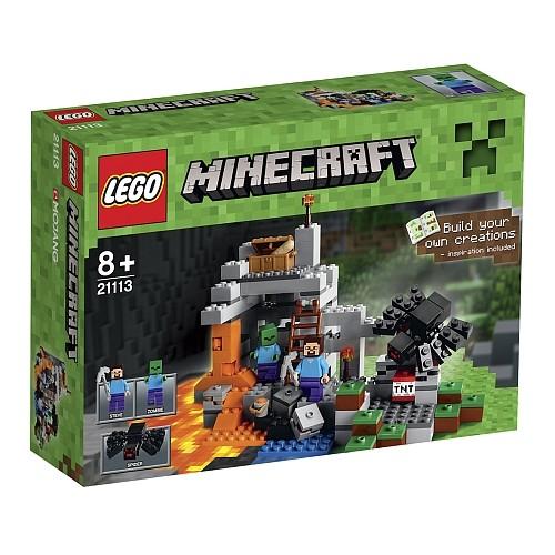 LEGO® Minecraft 21113 Die Höhle