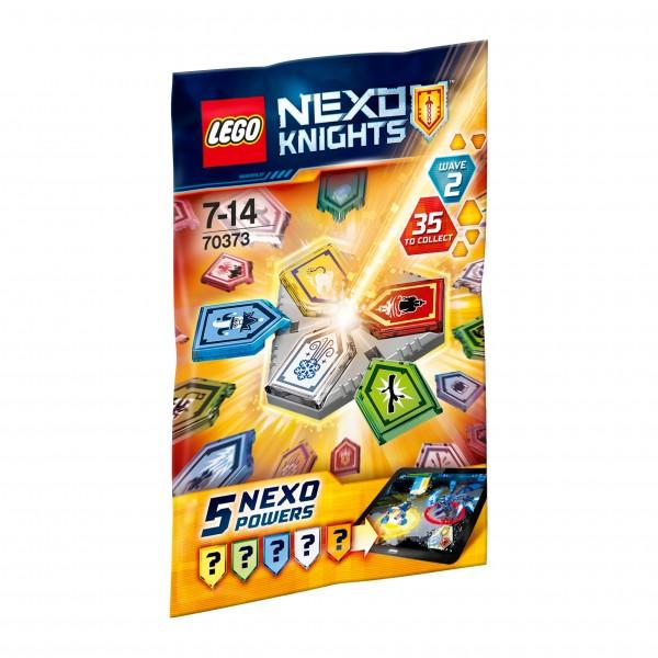 LEGO® Nexo Knights 70373 Combo NEXO Kräfte (Serie 2)