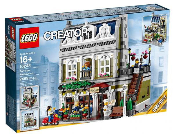 LEGO® 10243 Pariser Restaurant