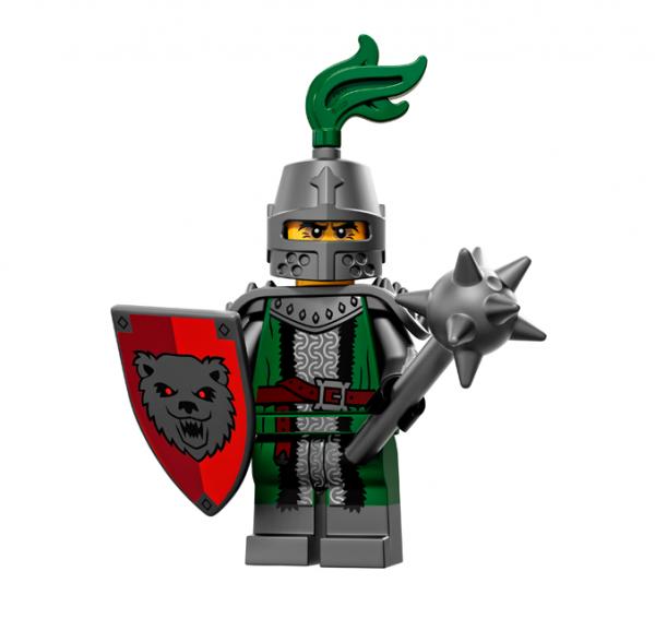 LEGO® Minifiguren Serie 15 - Finsterer Ritter 71011-03