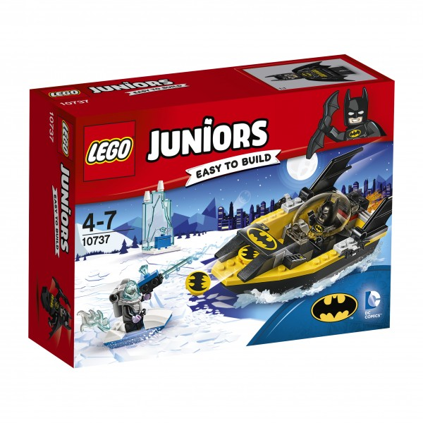 LEGO® Juniors 10737 Batman gegen Mr. Freeze