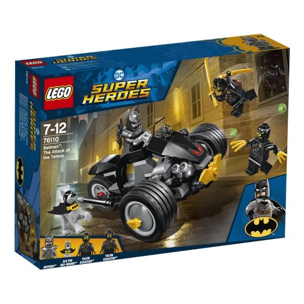 LEGO® DC Universe Super Heroes 76110 Batman: Attacke der Talons