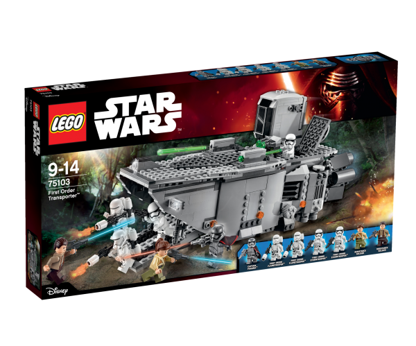 LEGO® Starwars 75103 First Order Transporter