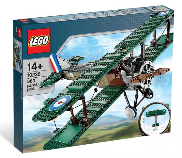 LEGO® 10226 Sopwith Camel