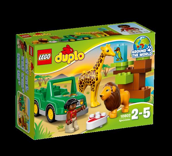 LEGO® DUPLO® 10802 Savanne