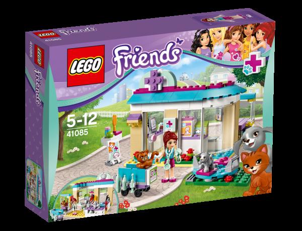 LEGO® Friends 41085 Tierpflege Klinik