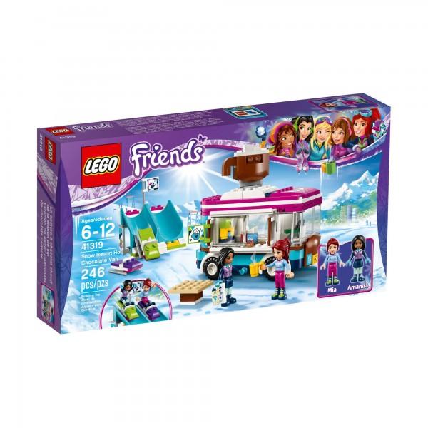 LEGO® Friends 41319 Kakaowagen am Wintersportort