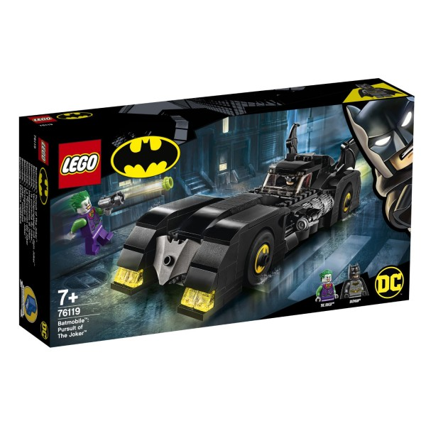 LEGO® DC Universe Super Heroes 76119 Batmobile™: Verfolgungsjagd mit dem Joker™
