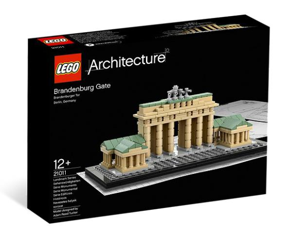 LEGO® Architecture 21011 Brandenburger Tor