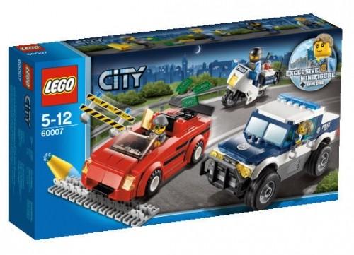 LEGO® CITY 60007 Verfolgungsjagd