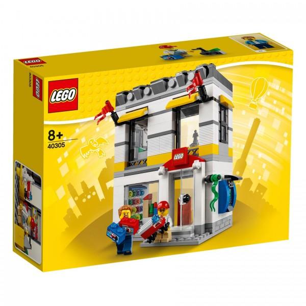 LEGO® 40305 LEGO® Geschäft im Miniformat