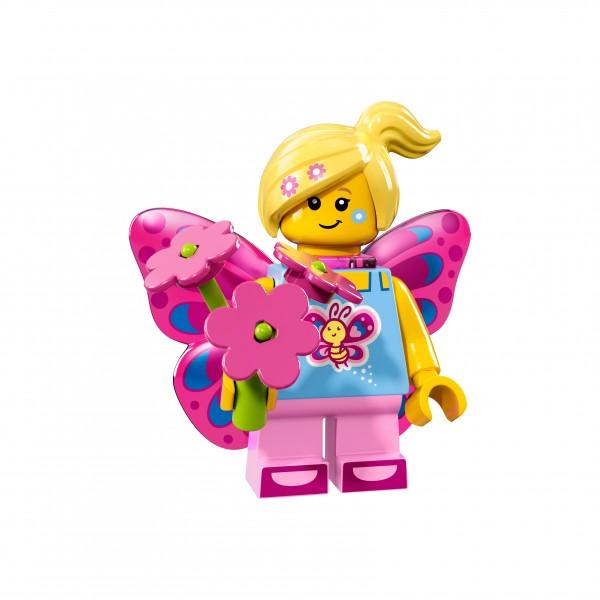 LEGO® 71018 Minifigur Serie 17 - Schmetterlingsmädchen 71018-07