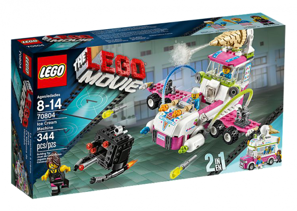 LEGO® Movie 70804 Eiscremewagen
