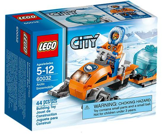 LEGO® CITY 60032 Arktis-Schneemobil