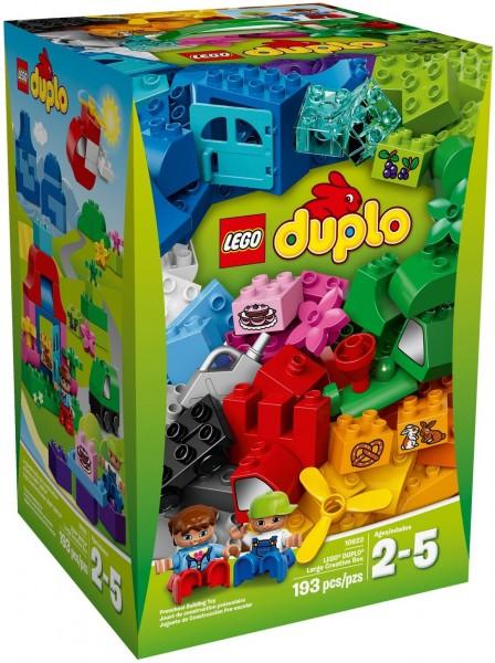 LEGO® DUPLO® 10622 Große Kreativ-Steinebox