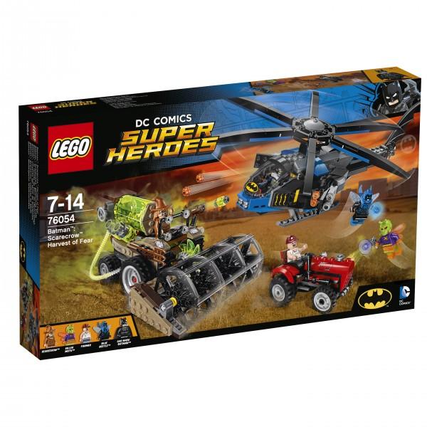 LEGO® DC Universe Super Heroes 76054 Batman: Scarecrows gefährliche Ernte