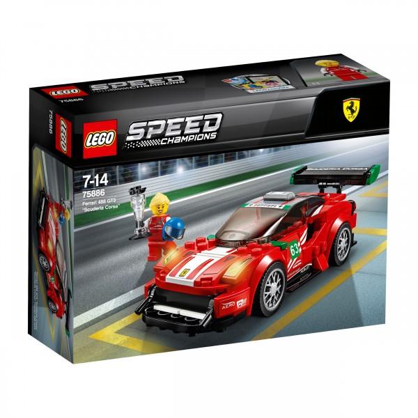 LEGO® Speed Champions 75886 Ferrari 488 GT3 Scuderia Corsa