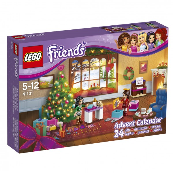 LEGO® Friends 41131 Adventskalender 2016